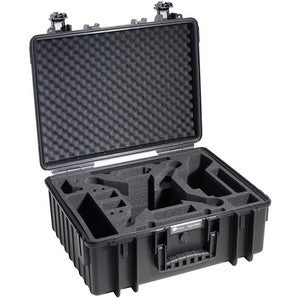 B&W Cases 6700 Black waterproof DJI case