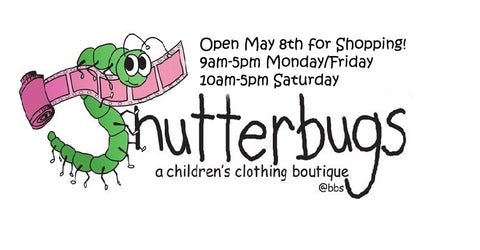 Open For Shopping Friday May 8, 2020!