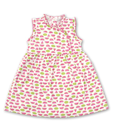 Whimsical Watermelons Dress Toddler Kissy Kissy