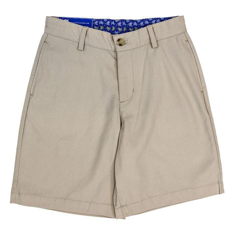 Solid Twill Shorts Bailey Boys