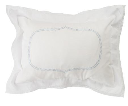 Blue/White Pillow Case Feltman Brothers 67403