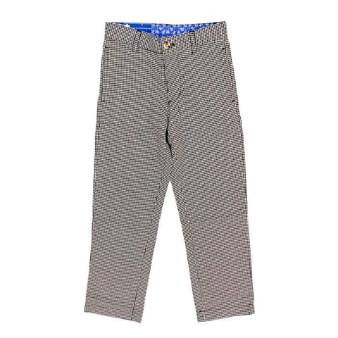 Black Houndstooth Pants Bailey Boys