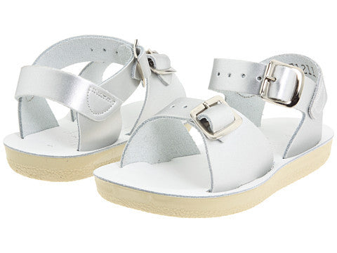 Sun San Surfer Gold or Silver Sandals