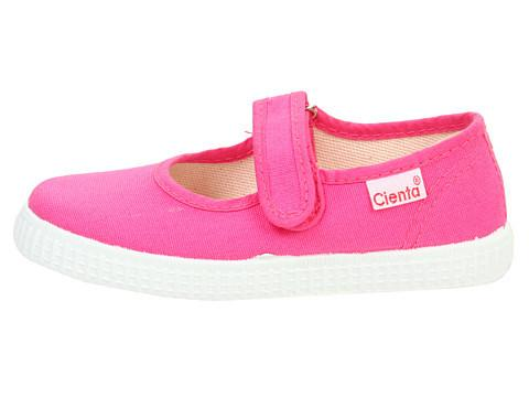 Canvas Mary Janes Cienta