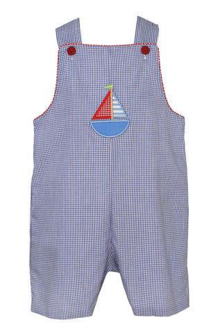 Sailboat Shortall Petit Bebe