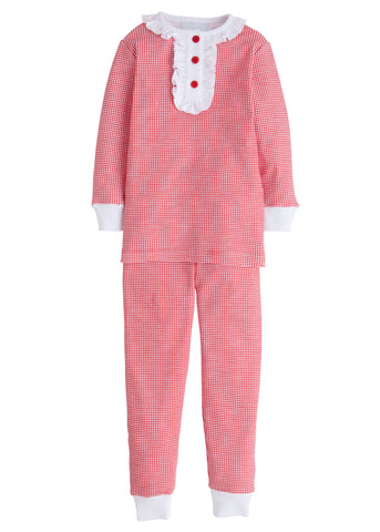 Home for the Holidays Jammies Little English