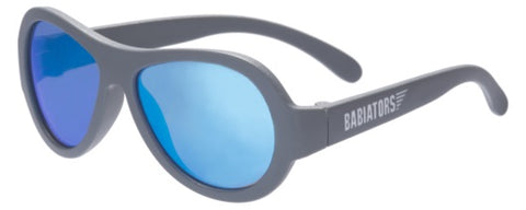 Premium Blue Steel Sunglasses