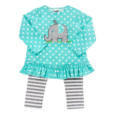 Elephant Tunic Set The Bailey Boys