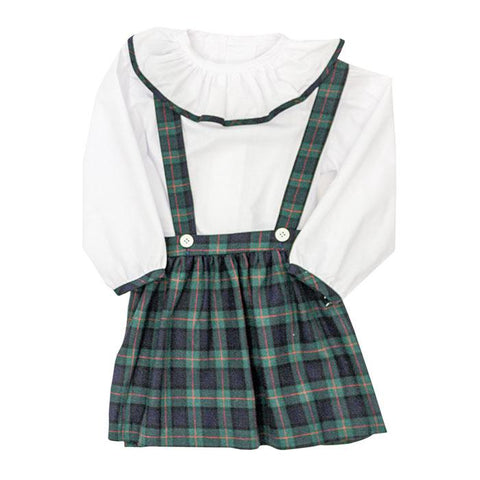 McNeill Plaid Skirt Set Bailey Boys