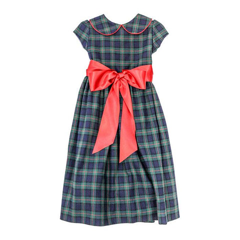 McNeill Plaid Empire Dress Bailey Boys