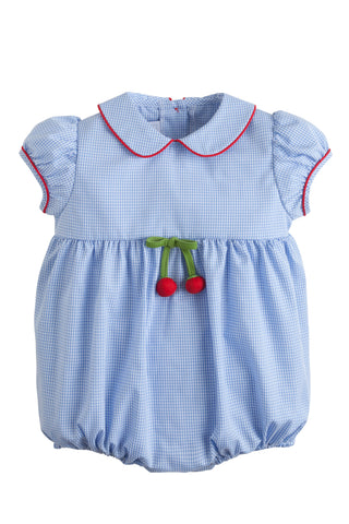 Cherry Charlotte Bow Bubble Little English