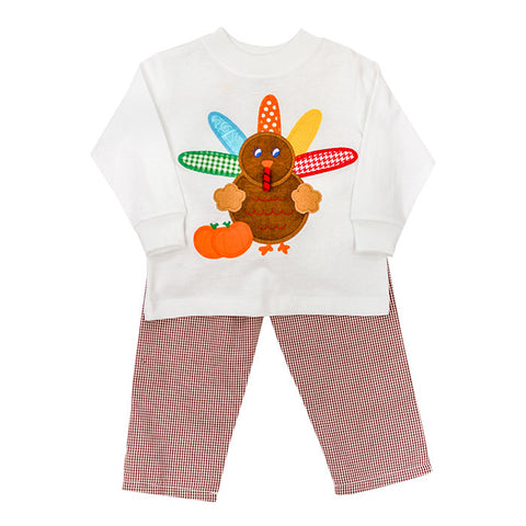 Turkey Pants Set Bailey Boys