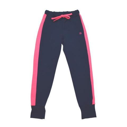 Jemma Jogger Navy w/Pink SET Athleisure