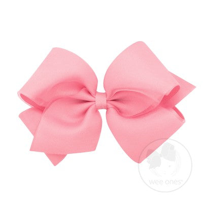 Large King Grosgrain Bow Wee Ones Hairbows