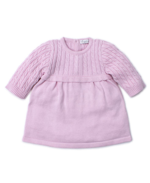 Cozy Cable Knits Dress Kissy Kissy