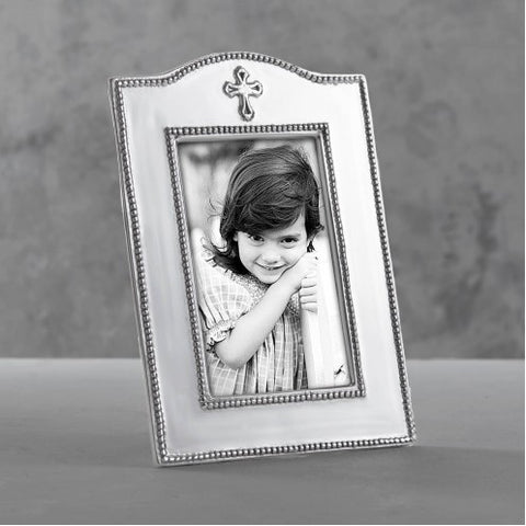 Baby Cross Frame 4x6 Beatriz Ball