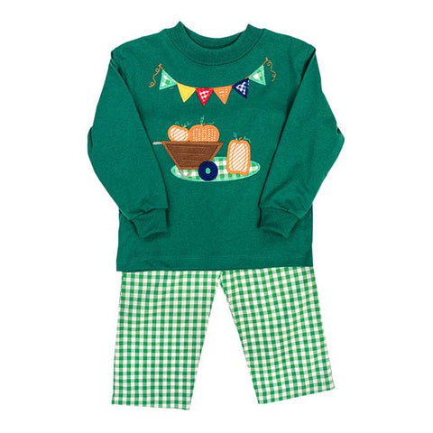 Harvest Party Pant Set The Bailey Boys