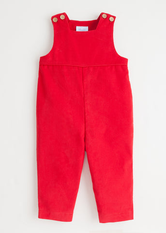 Basic Cord Overall Little English