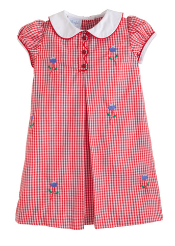 Bonnie Dress Little English