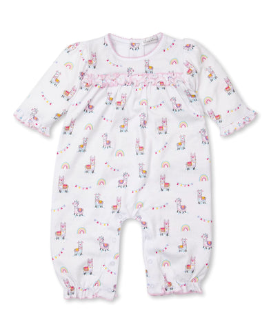 Fun-Loving Llamas Playsuit Kissy Kissy