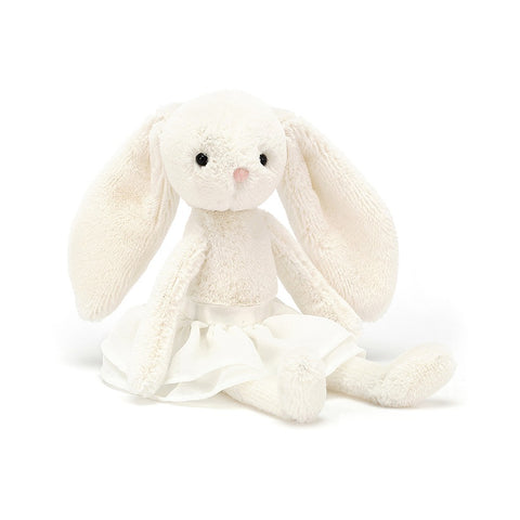 Arabesque Bunny Cream Jellycat