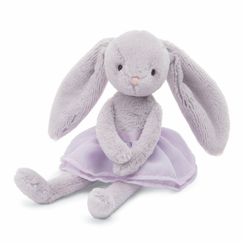 Arabesque Bunny Lilac Jellycat