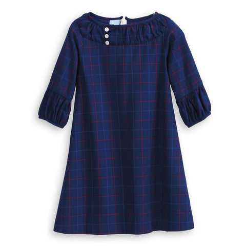 Bedford Plaid Brooke Dress Bella Bliss
