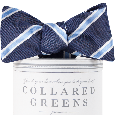 James Bow Tie Collared Greens
