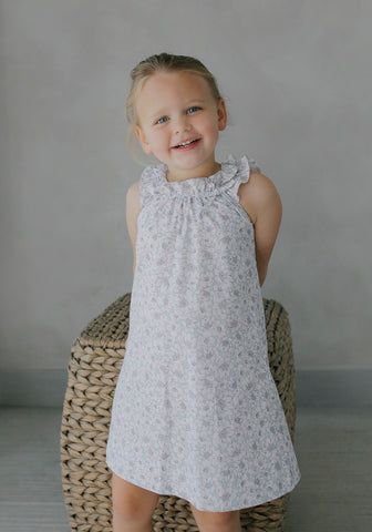 Seagrove Floral Bailey Dress Little English