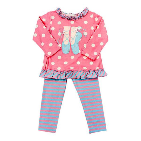Ballet Tunic Pants Set Bailey Boys