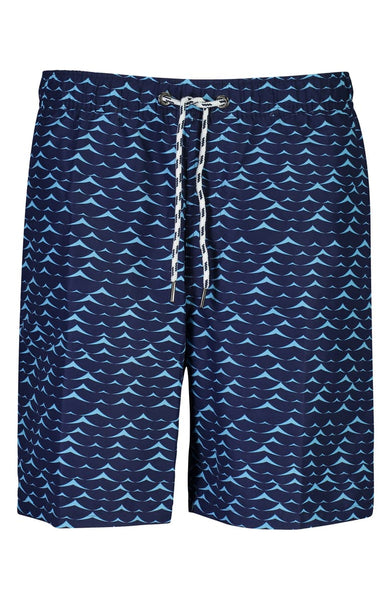Blue Swell Boardies SnapperRock