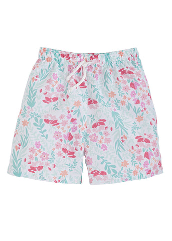 Bocca Floral Board Shorts Little English