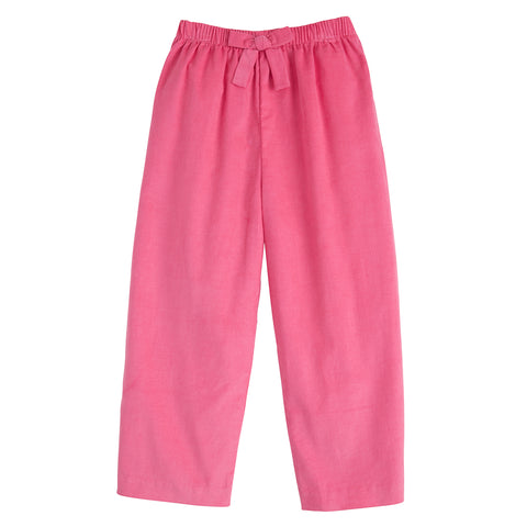 Banded Bow Pant Little English