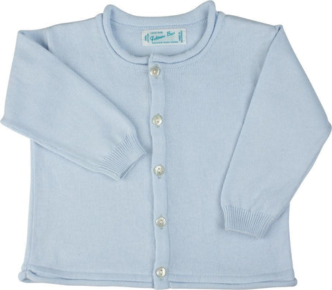 Boy's Rollneck Cardigan Toddler Sizes Feltman Brothers