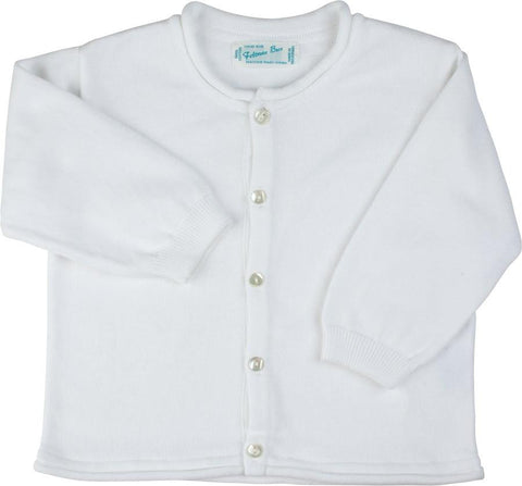 Boy's Rollneck Cardigan Month Sizes Feltman Brothers