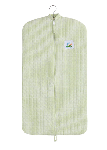 Golf Quilted Garment Bag Little English