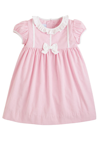 Caroline Bow Cord Dress Little English