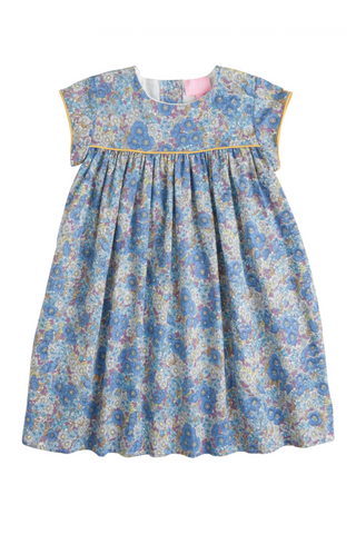 Charlotte Dress Benny Floral Bisby Kids