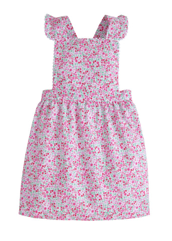 Fields of Pink Chelsea Sundress Little English