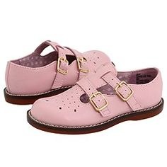 Danielle Double Buckle Shoe Footmates