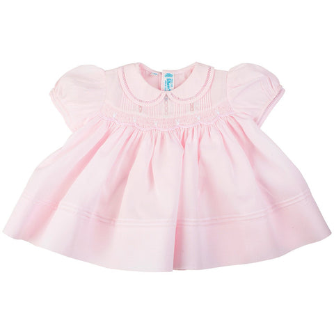 Smocked Newborn Dress 83235 Feltman Brothers