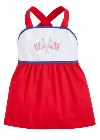Flag Linville Dress Little English