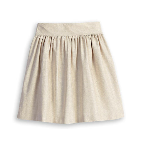 Gold Party Skirt Bella Bliss