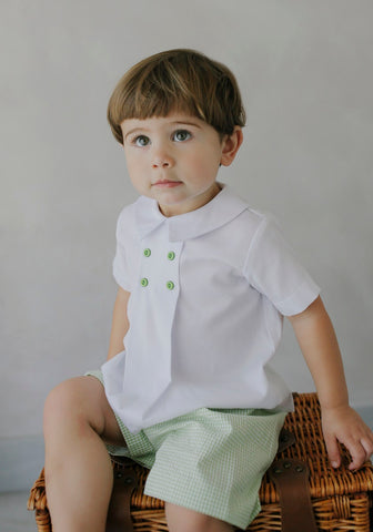 Gatsby Short Set Little English