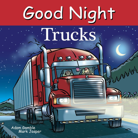 Good Night Trucks Book