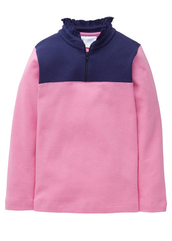 Hastings Girl Half Zip Little English