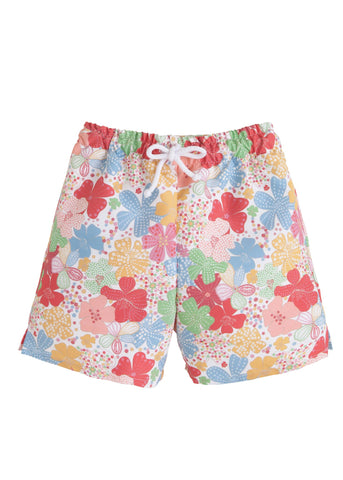 Board Short Swim Trunks Little English