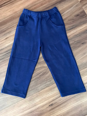 Boy's Solid Pima Pants Luigi Kids