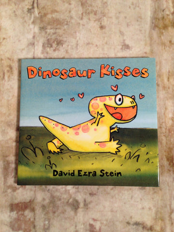 Dinosaur Kisses Book