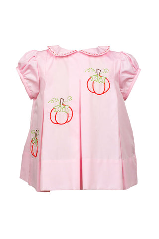 Pink Pumpkin Dress The Proper Peony